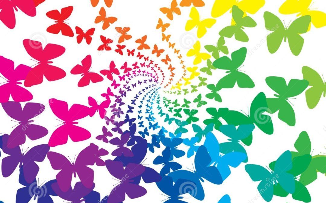 Els secrets d'en Miquel i les papallones de colors