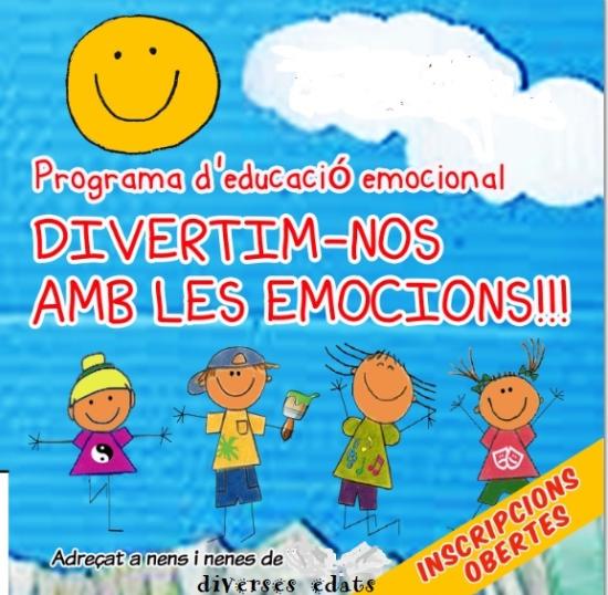 Programa d'educació emocional per a nens i nenes