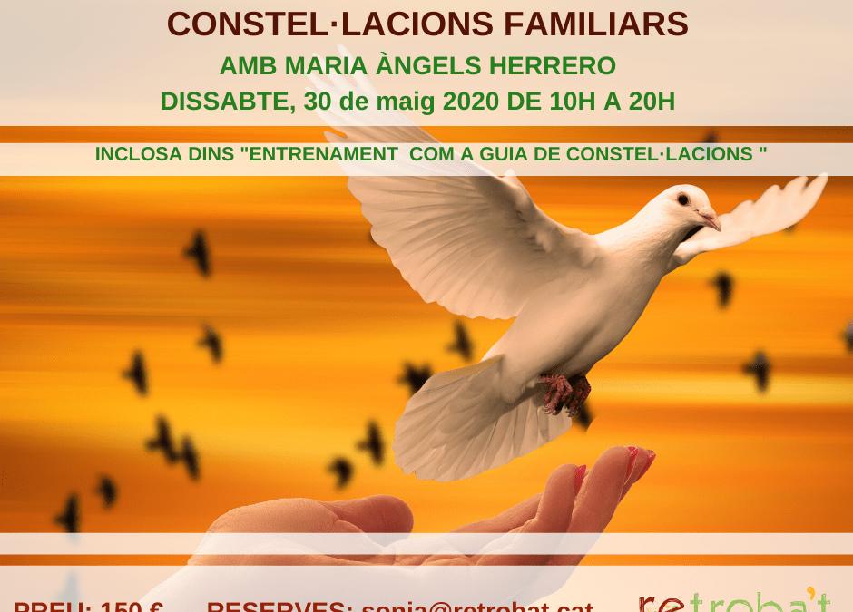 """Master Class """"Constel·lacions Familiars amb Maria Àngels Herrero"""""""