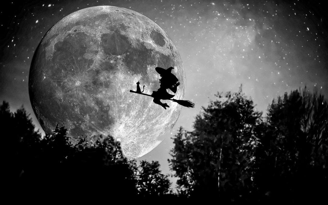 Se acabó el tiempo de hablar de brujas y alfas, y llegó el tiempo de hablar de magia
